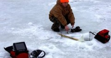 Использование видеокамер в зимней рыбалке