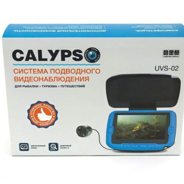 Подводная камера для рыбалки Calypso UVS-02 - 1
