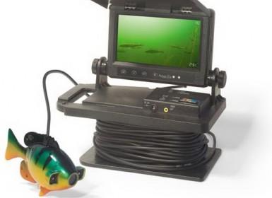Подводная камера Aqua-Vu 760СZ с глубиномером и Video Out